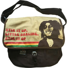 BOB MARLEY Borsa Bag Messenger OFFICIAL MERCHANDISE