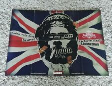 High Voltage Festival. Victoria Park. London town. Promo Poster. 2 Sided....