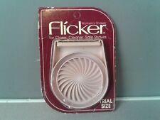 Vintage women's Flicker pink razor trial size still sealed