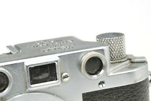 Genuine Leitz FRONT RING Leica new old stock  for Leica IIIc IIId IIIf