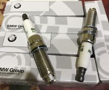 6 PC Bosch Spark Plugs 12120037244 ZGR6STE2 BMW E60 E90 E92 E93 135i 335i 535i