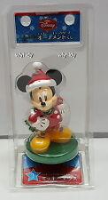 Disney Mickey Mouse Figure Christmas Ornament Japan Limit #1   ^_^