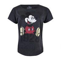 Disney - Mickey Mouse - 1928 - 2018 - 90th Anniversary - Ladies T-Shirt