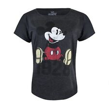 Disney - Mickey Mouse - 1928 - 2018 - 90th Anniversary - Ladies T-Shirt