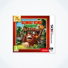 DONKEY KONG COUNTRY RETURNS sur Nintendo 3DS / Neuf / Sous Blister / Version FR