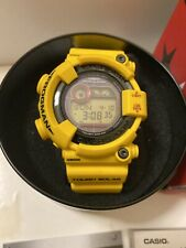 Casio G-Shock Frogman 30th Anniversary Yellow Limited Men's Watch GF-8230E-9