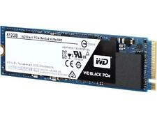 WD Black 512GB Performance SSD - M.2 2280 PCIe NVMe Solid State Drive - WDS512G1