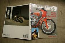 Sammlerbuch Arlen Ness Harley USA, Biker, Tuning, Design, Motorräder, Fotos