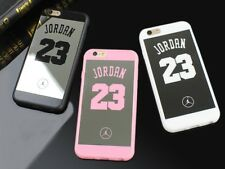 Basketball NBA Michael Jordan Bulls Case Cover For iPhone 5 5S SE 6 6S 7 8 Plus