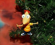 "Phineas and Ferb Custom Phineas Flynn 3"" Figure Christmas Ornament"