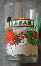 Babar - Verre à moutarde 3
