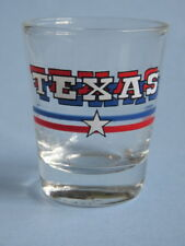 Liquor Shot Glass: Lone Star State TEXAS ** See STORE for 100s More Gift Ideas +