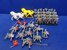 Claymore Saga 14 Soldaten + 2+2+4 Ritter des Imperium
