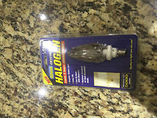 Lot Of 5 Fleet Electric 140W Halogen Dimbable Light Bulb