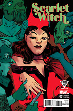 Scarlet Witch #1 - Fried Pie Variant Poly bag Sealed - NM