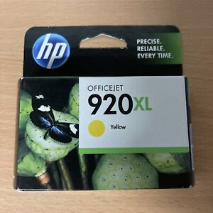 Genuine HP 920XL Yellow Ink Cartridge