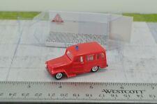 Eko Jeep Wagoneer Fire Department 1:86 HO Scale