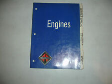 International Truck 365 VT365 ENGINE SERVICE Shop Manual EGES-235 Factory OEM