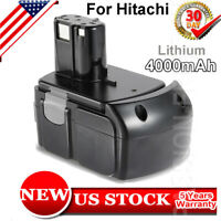 For Hitachi Battery 4.0AH Li-ion HXP 18 Volt BCL1815 BCL1830 327730 327731 C18DL