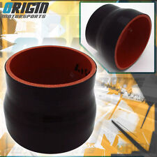 3.5 to 4.00″ Inch Turbo 4-Ply Turbo Intercooler Piping Silicone Transition Co...