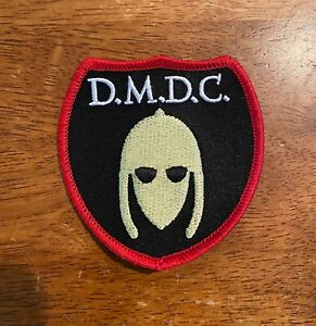 """2 DMDC, Detectorists Patches - Fan Made Replica, Sew-On Patch 3""""x3"""" (2 Patches)"""