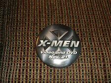 X-MEN ROUND MOVIE PIN