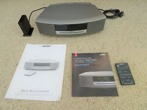 BOSE Wave Music System III **with Bluetooth**