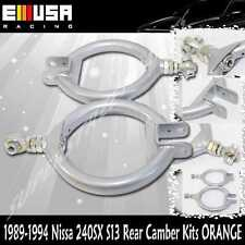 Rear Camber Arm fits 1989-1993 Nissan 240SX Base/SE Hatchback2D S13 2.4L SILVER