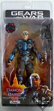 "DAMON BAIRD Gears of War Judgment Video Game 7"" inch Action Figure Neca 2013"