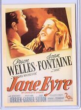 VINTAGE REPRO MOVIE POSTER JANE EYRE REPRODUCTION POSTCARD