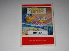 Mouse Trap AKA Mousetrap (Amiga, 1987) Rare, Vintage Game