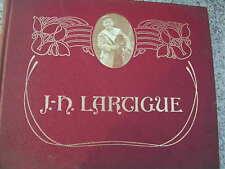 Boyhood Photos of J.-H. Lartigue The Family Album