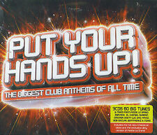 Put Your Hands Up ! Biggest Club Anthems (3 CD)