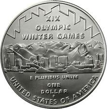USA 1 dollari ARGENTO 2002 stgl. Olympic Winter Games a Salt Lake City OLYMPIA
