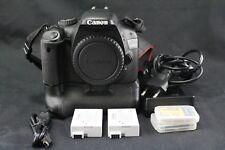 Canon EOS 550d Body con impugnatura batteria (c1265)