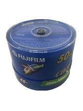 Fujifilm CD-R 80 Min. 700MB 50-Pack