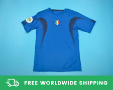 Italy 2006 World Cup Jersey Maglia Shirt Kit Totti Cannavaro Pirlo Sizes S-XXL