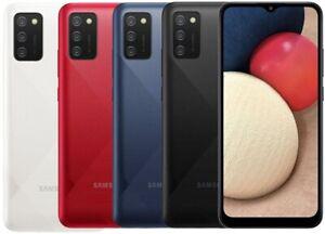 "SAMSUNG GALAXY A02S 32GB/64GB 6.5"" 2021 MODEL UNLOCK TO ALL NETWORK SMARTPHONE"