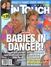 In Touch Weekly - 2007, March 5 - Anna Nicole's Daughter: Babies in Danger!