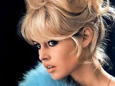 Brigitte Bardot Art Canvas Poster Print Iconic Movie Star Sex Symbol Model 60s