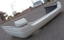 NISSAN WC34 STAGEA series2 NEO rear bumper / bar cover white damage sec/h #60E