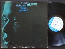 FREDDIE HUBBARD Blue Spirits LP BLUE NOTE 84196 NY RVG Hank Mobley Joe Henderson