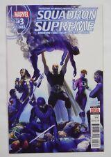 Marvel Comics Squadron Supreme #3 (2016)