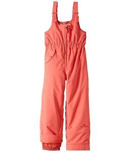 Obermeyer Girls Snoverall Bib Pants, Winter Pant,  Snow Pants, Size 4T, NWT