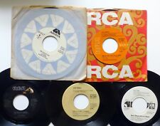 LOU REED lot of 5x45rpm singles Classic Rock incl. 2x PROMOS  Ak437
