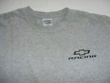 Chevy Chevrolet Racing American Original American Tradition Gray XL T-Shirt