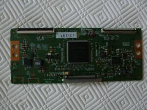 Carte TCON pour TV LG 4K 55UH615V