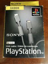 Link Cable cavo di connessione Playstation 1 PSX tra 2 console scph1040. RARO.