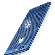 Slim Anti-Slip Hard Plastic Phone Case Back Cover Skin For Huawei P9 P10 Plus