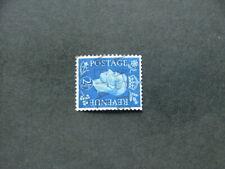 GB KGVI 1940 2½d ultramarine Sideways Watermark SG466a GU